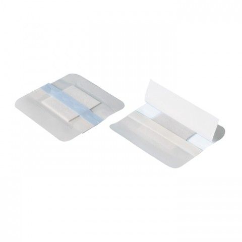 Transparent Adhesive Wound Dressing