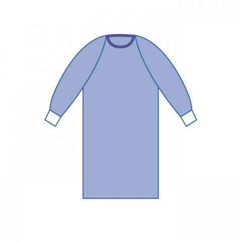 surgical gown reglan sleeve