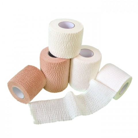 Cotton Self-adhesive Elastic Bandage