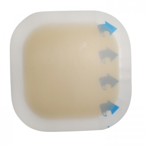 Hydrocolloid Dressing (with thin border)